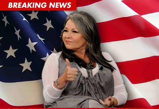 Roseanne Barr