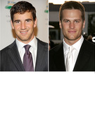 Who&#039;s Hotter: Eli Manning or Tom Brady?