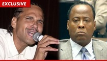 Dr. Conrad Murray -- Jailmates with Janet Jackson's Ex ... Michael's Brother-in-Law