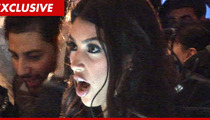 Kim Kardashian -- Moving Houses After Trespasser Scare