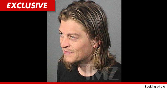Wes Scantlin mug shot