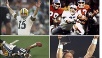 Super Bowl Champs -- The Past 45 Winning Teams