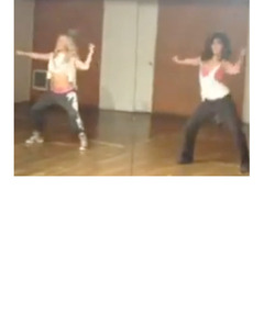 Ashley Tisdale & Vanessa Hudgens Tackle Beyonce Choreography!