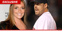 Red Sox Pitcher John Lackey -- Divorce Is Final