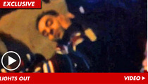 Ray J -- Ushered Away by Bodyguards During Alleged Attack [VIDEO]