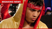Boxing Champ Julio Cesar Chavez Jr. Arrested for DUI
