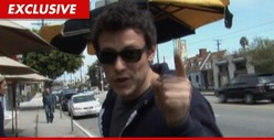 Cory Monteith -- Cops Called to Bust Up House Party