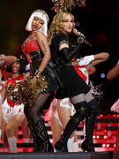 Stars Rate Madonna&#039;s Super Bowl Performance