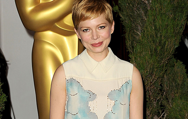 Michelle Williams: Hit Or Miss at Oscar Nominee Luncheon