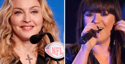Madonna vs. Kelly Clarkson: Who&#039;d You Rather?