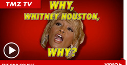 Whitney Houston and Ray J -- Strangest Couple Ever