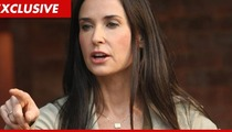 Demi Moore -- NOT Rehabbing at Cirque Lodge