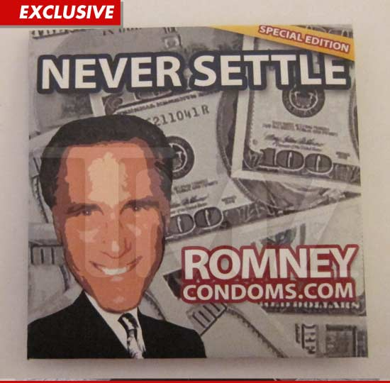 Mitt Romney Condoms