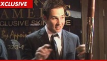 'Final Destination 3' Star Ryan Merriman -- Booze Class Express
