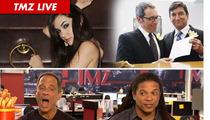 TMZ Live: Sasha Grey Porn Money -- Too Dirty for Charity?