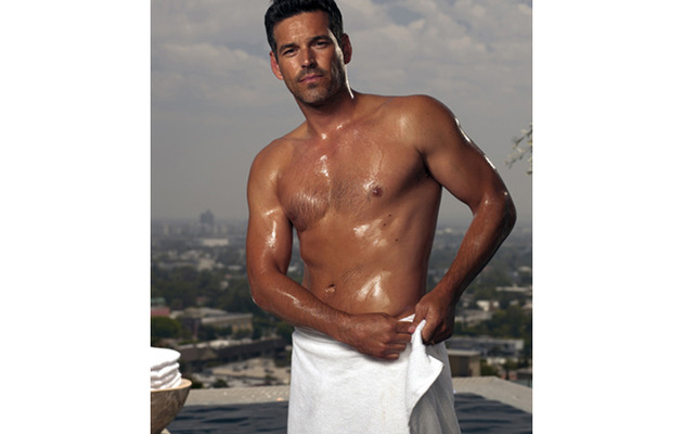 Eddie Cibrian Strips for Sexy New Campaign!