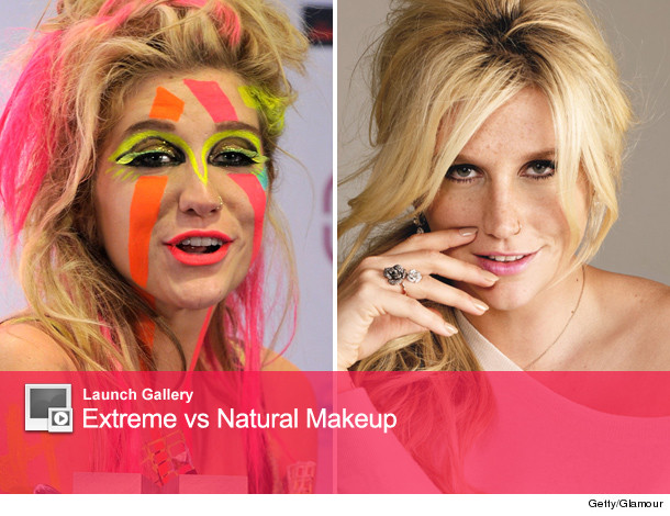 Ke$ha gets a major makeover