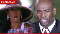 Pilar Sanders SUES -- Deion 'Orchestrated' Violent Ambush on Me!!!
