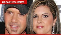 Country Star Rodney Atkins -- Ducks Jail in Wife Attack Case