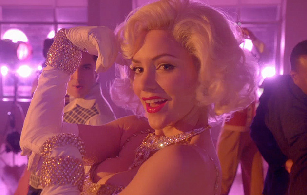 """Smash"" Sneak Peek: See Katharine McPhee Sing as Marilyn Monroe!"