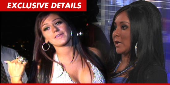 Snooki and Jwoww will be on some seriously thin ice when they begin shooting their new reality show in Jersey City