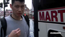 NY Knicks Sensation Jeremy Lin -- My Couch-Sleeping Days Are OVER!!!