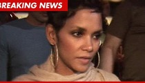 Halle Berry -- Mental Hospital Escapee Apprehended by Police