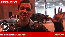 El DeBarge -- My Jailed Bro Is NOT a Conrad Murray Fan ... Yet