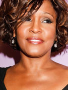 Whitney Houston Sings at Rare Grammy Pre-Party Appearance