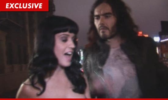 Katy Perry and Russell Brand never entertained the idea of signing a prenup