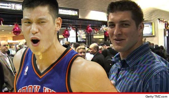 Jeremy Lin is the biggest sensation to hit sports since Tim Tebow burst on the scene