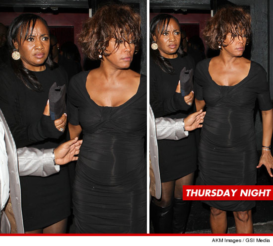 Whitney Houston -- Dead at 48