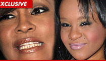 Whitney Houston -- Bobbi Kristina Denied Access to See Whitney's Body