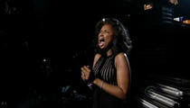 Jennifer Hudson's Tribute to Whitney Houston -- Sings 'I Will Always Love You' at the Grammys
