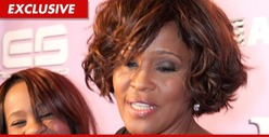 Whitney Houston Dies -- Body Found Underwater