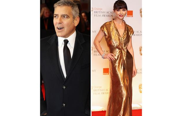 Christina Ricci Wows At BAFTA Awards