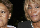 Whitney Houston Death -- Dionne Warwick, Cissy Houston Say Whitney Seemed Fine Just Before Death