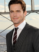 &quot;White Collar&quot; Star Matt Bomer Comes Out, Thanks Partner