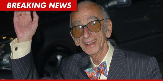 David Kelly -- the Irish actor who played Grandpa Joe Bucket -- has died