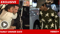 Halle Berry -- My Fiance Olivier Martinez Has Nahla's Back