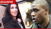 Kim Kardashian and Reggie Bush On Date TOGETHER in Beverly Hills