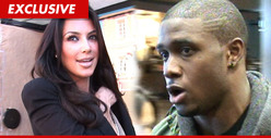 Kim Kardashian and Reggie Bush On Date TOGETHER in Beverly Hills