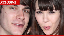 Hugh Hefner's Son Marston -- ARRESTED for Attacking Playmate of the Year Claire Sinclair