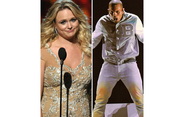 Miranda Lambert Blasts Chris Brown, Chris Responds (Update)