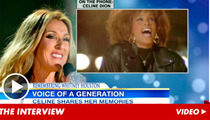 Celine Dion -- Drugs Killed Whitney Houston