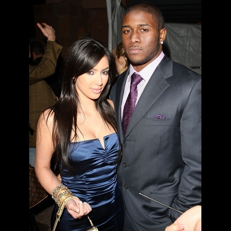 Kim Kardashian Reggie Bush Photo Gallery Pictures