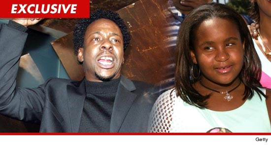 Bobby Brown still hasn't seen his daughter -- THREE days after Whitney Houstons death