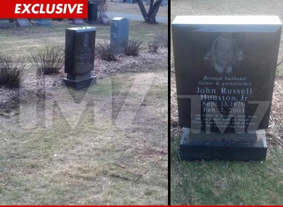 Whitney Houston will be laid to rest in the plot right next to her fathers grave at the Fairview Cemetery in Westfield, New Jersey