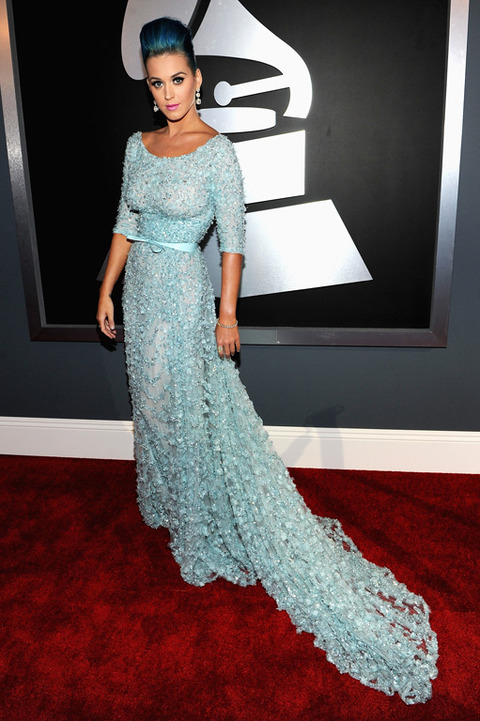 Unbelievably Satisfying Looks from the Grammys 2012