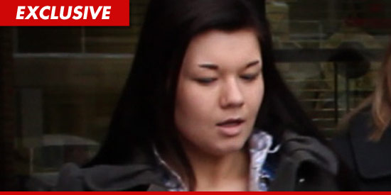0215 amber portwood ex Teen Mom star Amber Portwood just left an Indiana courtroom ... where she ...